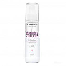 Goldwell Dualsenses Blondes & Highlights Brilliance Serum Spray 5 Oz