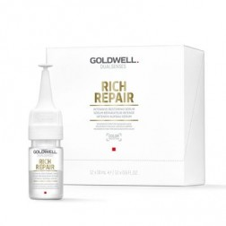 Goldwell Dualsenses Rich Repair Intensive Restoring Serum 12 x 0.6 Oz