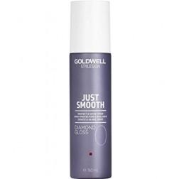 Goldwell Style Sign Just Smooth Diamond Gloss Shine Spray 5 Oz
