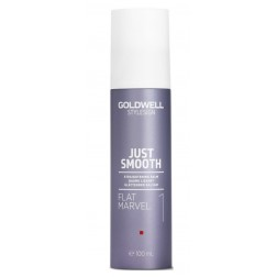 Goldwell Style Sign Just Smooth Flat Marvel Straightening Balm 3.3 Oz