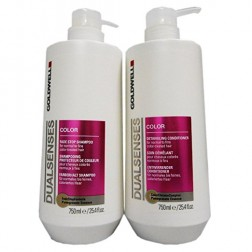Goldwell Dualsenses Color Fade Stop Shampoo And Conditioner Duo (25.4 Oz each)