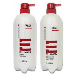 Goldwell Elumen Wash And And Treat Duo (33.8 Oz each)