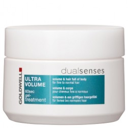 Goldwell Dualsenses Ultra Volume 60 Second Gel-Treatment 6.7 Oz