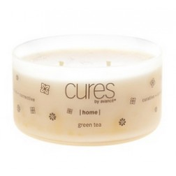 Cures by Avance Green Tea Candle
