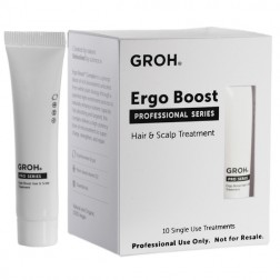 Groh Ergo Boost PRO Hair & Scalp Conditioning Treatment Mask