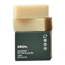 Groh Ergo Boost Skin Recharge Cleansing Bar