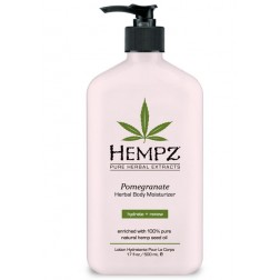 Hempz Pomegranate Herbal Body Moisturizer 2.25 Oz