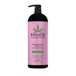 Hempz Pomegranate Daily Herbal Moisturizing Shampoo 9 Oz