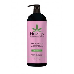 Hempz Pomegranate Daily Herbal Moisturizing Shampoo 33.8 Oz