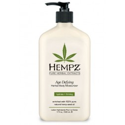 Hempz Age Defying Herbal Body Moisturizer 2.25 Oz