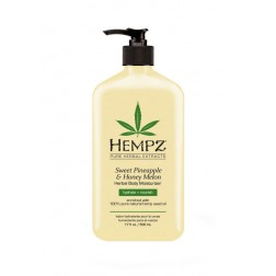 Hempz Sweet Pineapple & Honey Melon Herbal Body Moisturizer 21 Oz