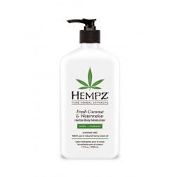 Hempz Triple Moisture Moisture-Rich Daily Herbal Replenishing Shampoo 9 Oz