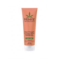 Hempz Pineapple & Honey Melon Herbal Body Wash 8.5 Oz