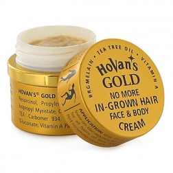 Hovans Ingrown Gold Medi Cream 0.5 Oz