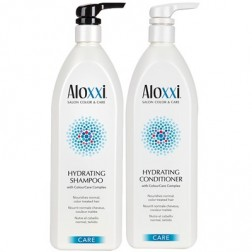 Aloxxi Hydrating Shampoo & Conditioner Duo Liter