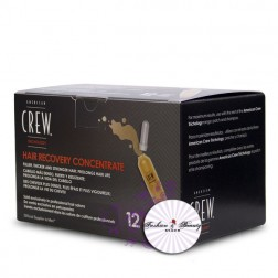 American Crew Trichology Hair Recovery Concentrate 12 ampoules