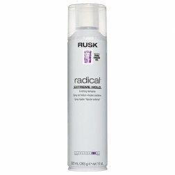 Rusk Designer Collection Radical Extreme Hold Finishing Hairspray 10 Oz