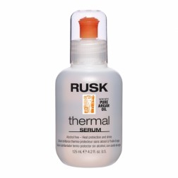 Rusk Designer Collection Thermal Alcohol-Free Serum with Argan Oil 4.2 Oz