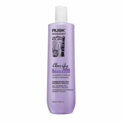 Rusk Sensories Clarify Rosemary and Quillaja Detoxifying Shampoo 13.5 Oz