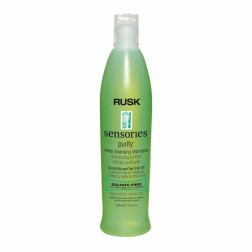 Rusk Sensories Purify Cucurbita and Tea Tree Deep Cleansing Shampoo 13.5 Oz