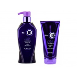 Its a 10 Miracle Silk Express Shampoo 10 Oz And Conditioner 5 Oz