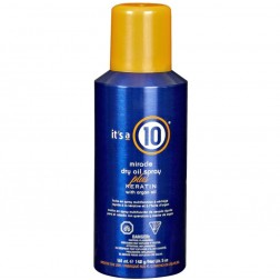 Its a 10 Miracle Dry Oil Spray plus Keratin 5 Oz