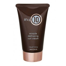 Its a 10 Miracle Defrizzing Curl Cream 4 Oz