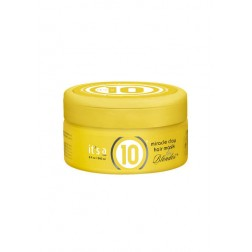 Its a 10 Miracle Clay Hair Mask for Blondes 8 Oz