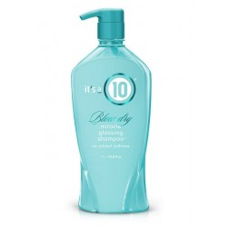 Its a 10 Miracle Blow Dry Glossing Shampoo 10 Oz