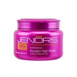 Jenoris Keratin Hair Mask 16.9 Oz