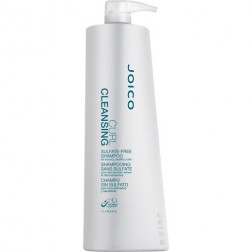 Joico Curl Cleansing Sulfate Free Shampoo 33.8 Oz