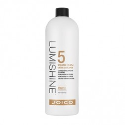 Joico LumiShine 5 Volume Developer 16 Oz