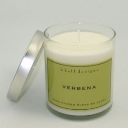 K. Hall Designs Verbena Candle