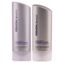 Keratin Complex Timeless Color Shampoo And Conditioner (13.5 Oz each)