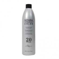 Kenra Color Permanent Coloring Crème Developer 20 Volume 32 Oz