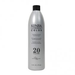 Kenra Color Permanent Coloring Crème Developer 20 Volume 16 Oz