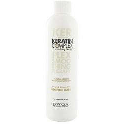 Keratin Complex Natural Keratin Smoothing Treatment Blonde 8 Oz