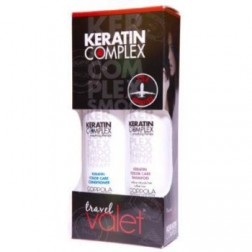 Keratin Complex Color Care Shampoo and Conditioner Travel Set