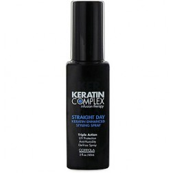 Keratin Complex Straight Day Styling Spray 2 Oz