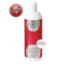 Keratin Express Extra Keratin Smoothing Treatment 16 oz