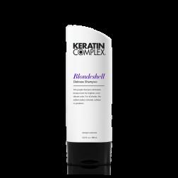Keratin Complex Blondeshell Debrass Shampoo 13.5 Oz