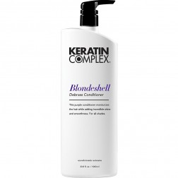Keratin Complex Blondeshell Debrass Conditioner 33.8 Oz