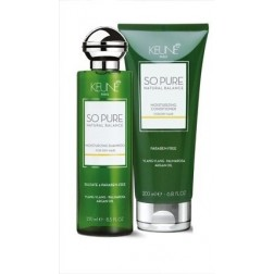 Keune So Pure Moisturizing Kit Duo
