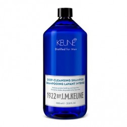 Keune 1922 by J.M. Keune Deep Cleansing Shampoo 33.8 Oz