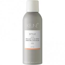 Keune Style Brilliant Gloss Spray N°110 4.4 Oz