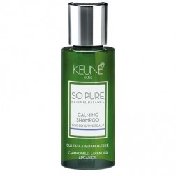 Keune So Pure Calming Shampoo 1.7 Oz