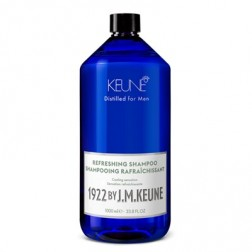 Keune 1922 by J.M. Keune Refreshing Shampoo 33.8 Oz