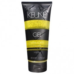 Keune Design Line Ultra Forte Gel 1.7 Oz