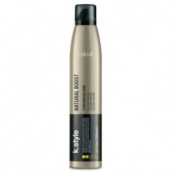 Lakme K Style Natural Boost Flexible Mousse 10.2 Oz