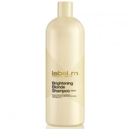 Label.m Brightening Blonde Shampoo 33.8 Oz